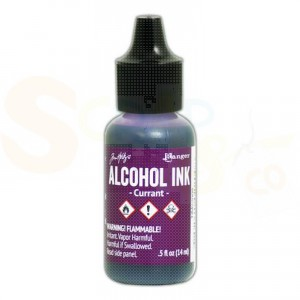 Ranger Alcohol Ink 15 ml, currant TIM22008