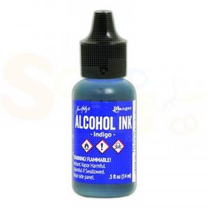 Ranger Alcohol Ink 15 ml, indigo TAL40705