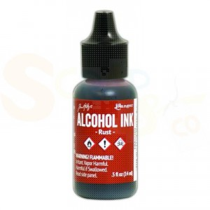 Ranger Alcohol ink 15 ml, rust TIM22169