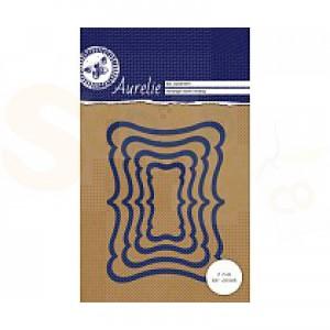 AUCD1015 Stansset rectangle waves
