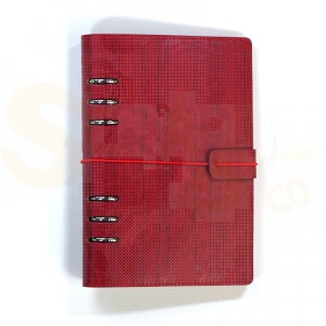 Elizabeth Craft Designs, Planner Essential, Planner 6 Red Rose