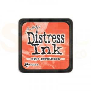 Distress mini ink pad Ripe Persimmon TIM32830