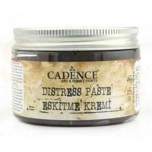 Cadence, Distress paste Roestig bruin