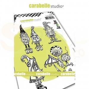 Carabelle Studio, Cling stamp, Zolitins des bois SA60485
