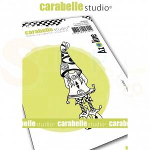 Carabelle Studio, Cling stamp, Zolitin Zellie SA70167