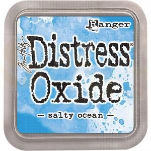 Distress oxide ink salty oceanb TDO56171