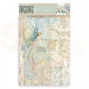 Stamperia Clear Prints A4, Sleeping Beauty SBA410