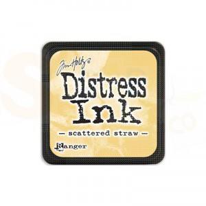 Distress mini ink pad Scattered Straw TIM21483