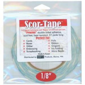 Scor-tape 1/8 inch (3 mm) extra sterke tape