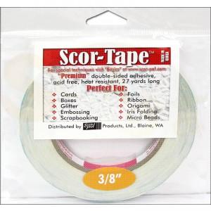 Scor-Tape 3/8 inch (9 mm) extra sterk tape