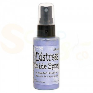 Ranger Distress Oxide Spray, shaded lilac TSO67887