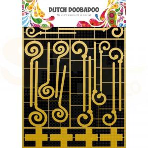 472.953.003 Dutch Doobadoo Paper Art, Lasers