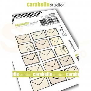 Carabelle Studio, Cling stamp, Enveloppes SMI0240