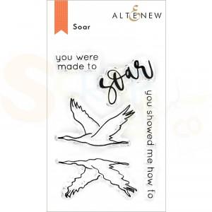 Altenew, stamp & die Soar ALT4682