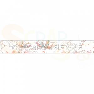 Alexandra Renke, washitape, Sparkle Flowers Wt-AR-FL0028