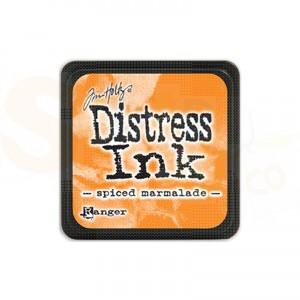 Distress mini ink pad Spiced Marmalade TIM21506