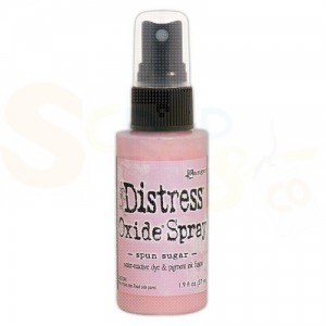 Ranger Distress Oxide Spray, spun sugar TSO67894