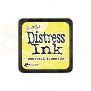 Distress mini ink pad Squeezed Lemonade TIM34940