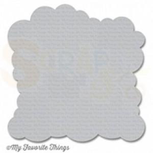 ST-099 My Favorite Things stencil Cloud groot