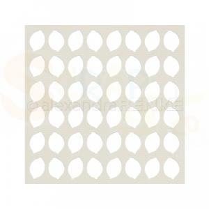 Alexandra Renke, stencil Lemon ST-AR-C0003