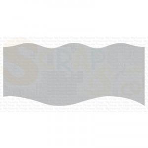 ST-150 My Favorite Things stencil, Slimline Drifts & Hills