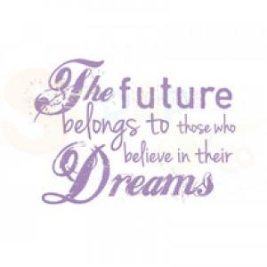 Stampera stencil A5 Dreams KSD251