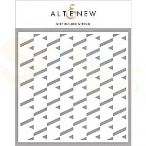 Altenew, Stencil, Step Builder ALT2393