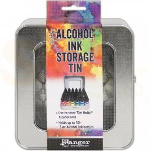 TAC58618 Storage tin voor alcohol inks