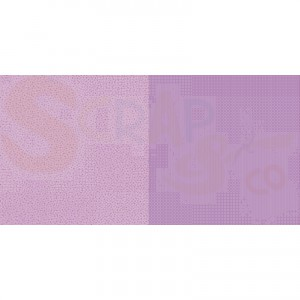 Dini Design Scrappapier, streep ster, violet paars #1002