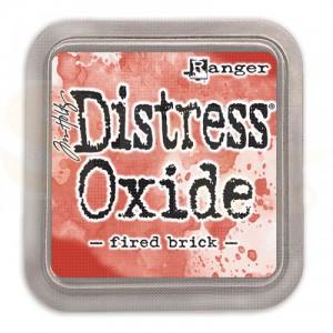 Distress oxide ink fired brick TDO55969