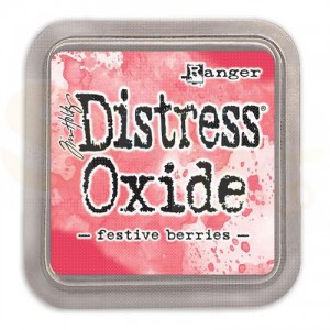 Distress oxide ink Festive Berries TDO55952
