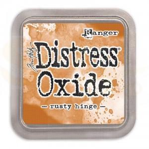 Distress oxide ink Rusty Hinge TDO56164
