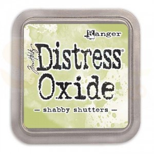 Distress oxide ink Shabby Shutters TDO56201