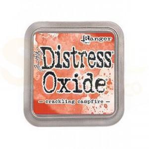 Ranger Distress Oxide inkpad Crackling Campfire
