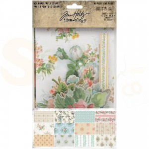 Idea-ology, Worn Wallpaper scraps TH94122