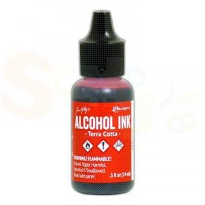 Ranger Alcohol Ink 15 ml, terra cotta TIM22213
