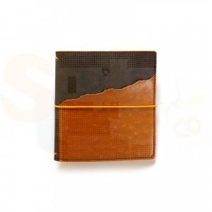 Elizabeth Craft Designs, Traveler's Notebook TN07, Espresso Ochre