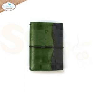Elizabeth Craft Designs, Traveler's Notebook Planner TN08