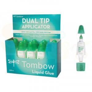 Tombow Liquid Glue multi talent 25 ml, 2 tips, 19-PT-MTC