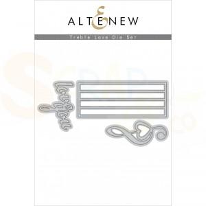 Altenew, die Treble Love ALT3951