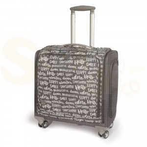We R Memory Keepers Trolley Charcoal 70965-7