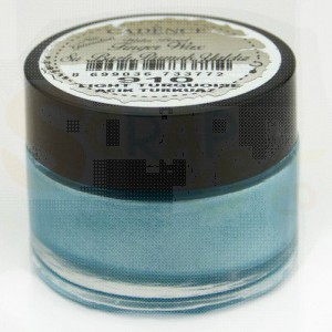 Cadence, Water Based Finger Wax Licht turqoise