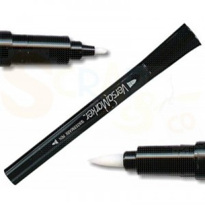 Versamark dual inktpen tranparant VM-001