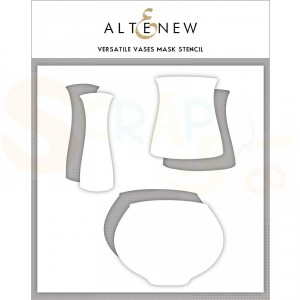 Altenew, Versatile Vases stencil ALT3160