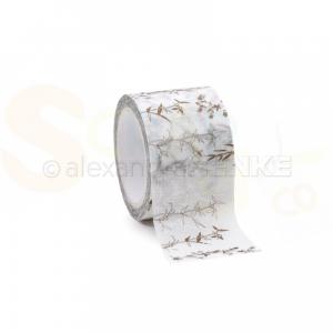 Alexandra Renke, washitape, White&Gold Plants Wt-AR-He0006