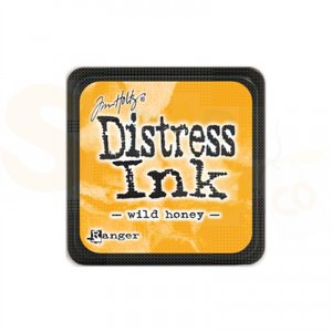 Distress mini ink pad Wild Honey TIM27201