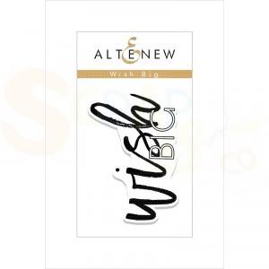 Altenew, clearstamp Wish Big ALT2241