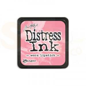 Distress mini ink pad Worn Lipstick TIM21513