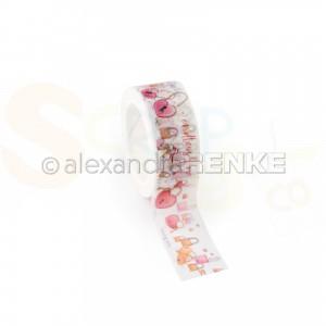 Alexandra Renke, washitape Love locks, Wt-AR-DI0009