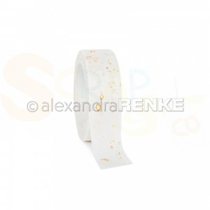 Alexandra Renke, washitape, Color Blotches Orange Wt-AR-FW0008